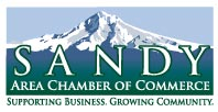 Sandy Area Chamber of Commerce Logo