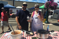 Sandy Chamber of Commerce - Music Fair & Feast - Chili Cook Off