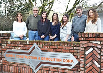 Konell Construction Team