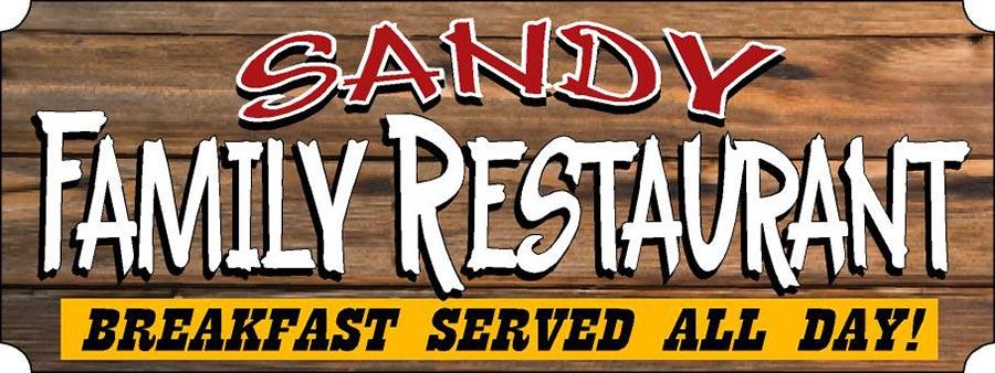 Sandy Family Restaurant