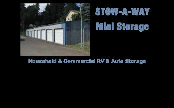 Stow Away Mini Storage