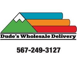 Dudes Wholesale Delivery