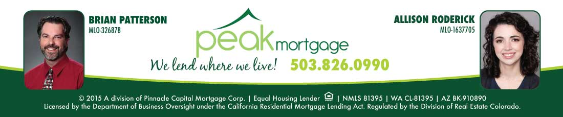 Peak Mortgage - Sandy, Oregon